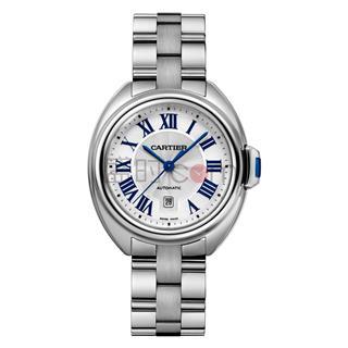 卡地亚 Cartier CLE DE CARTIER腕表 WSCL0005 机械 女款