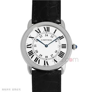 卡地亚 Cartier RONDE DE CARTIER腕表 W6700255 石英 中性款