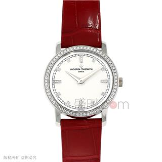 江诗丹顿 Vacheron Constantin TRADITIONNELLE系列 25558/000G-9405 石英 女款