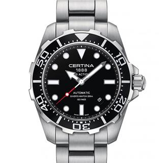雪鐵納 Certina 潛水系列 C013.407.11.051.00 機械 男款