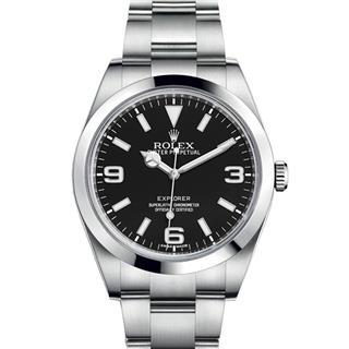 劳力士 Rolex OYSTER PROFESSIONAL 蚝式专业系列 214270-77200BK 机械 男款