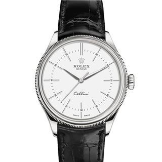 劳力士 Rolex CELLINI 切利尼系列 50509-0000LWT 机械 男款