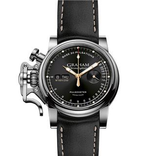格林汉 Graham Chronofighter Vintage Pulsometer 2CVCS.B20A 机械 男款