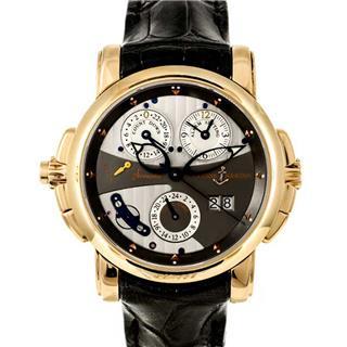 雅典 ULYSSE NARDIN 珍贵独特腕表系列 676-88/212 机械 男款