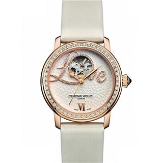 康斯登 Frederique Constant LADIES AUTOMATIC 女装自动 FC-310LHB2PD4 机械 女款