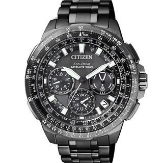 西铁城 Citizen 卫星对时 CC9025-51E 光动能 男款