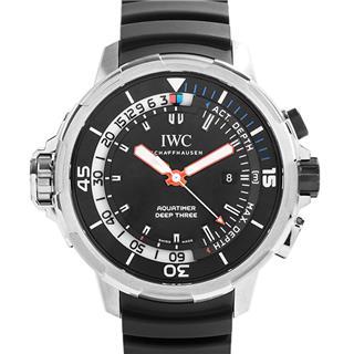 万国 IWC AQUATIMER 海洋时计系列 IW355701 机械 男款