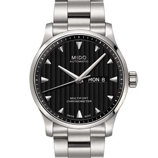 美度 Mido MULTIFORT 舵手系列 M005.431.11.441.00 机械 男款