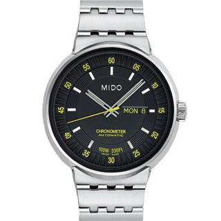 美度 Mido ALL DIAL 完美系列 M8340.4.B8.11 机械 男款