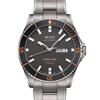 美度 Mido OCEAN STAR 领航者系列 M026.430.44.061.00 机械 男款