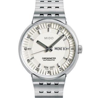美度 Mido ALL DIAL 完美系列 M8340.4.B1.11 机械 男款