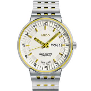 美度 Mido ALL DIAL 完美系列 M8340.9.B1.11 机械 男款