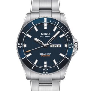 美度 Mido OCEAN STAR 领航者系列 M026.430.11.041.00 机械 男款