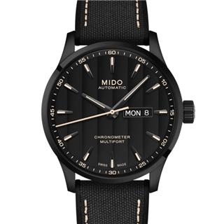 美度 Mido MULTIFORT 舵手系列 M038.431.37.051.00 机械 男款