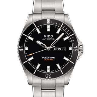 美度 Mido OCEAN STAR 领航者系列 M026.430.11.051.00 机械 男款