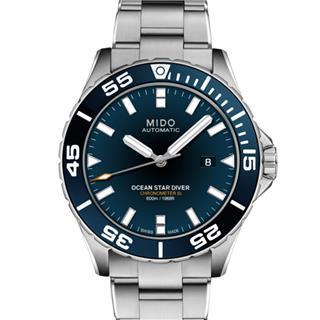 美度 Mido OCEAN STAR 领航者系列 M026.608.11.041.00 机械 男款