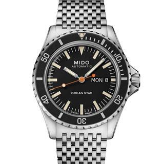 美度 Mido OCEAN STAR 领航者系列 M026.830.11.051.00 机械 男款