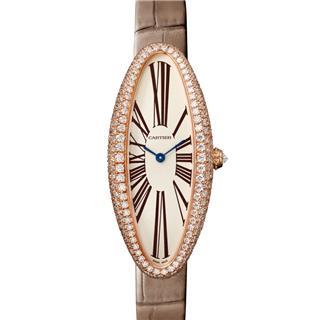 卡地亚 Cartier BAIGNOIRE腕表 WJBA0006 机械 女款