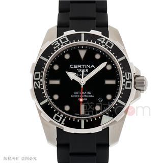 雪铁纳 Certina 动能系列 C013.407.17.051.00 机械 男款