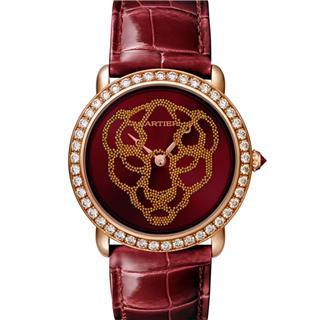 卡地亚 Cartier PANTHERE DE CARTIER腕表系列 HPI01260 机械 女款