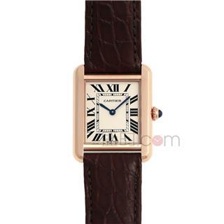 卡地亞 Cartier TANK腕表 W5200024 石英 女款