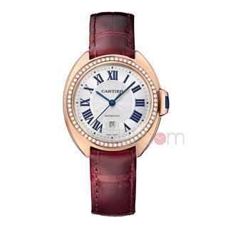卡地亚 Cartier CLE DE CARTIER腕表 WJCL0016 机械 女款