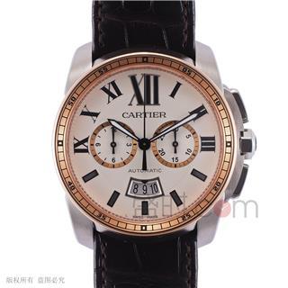 卡地亚 Cartier CALIBRE W7100043 机械 男款