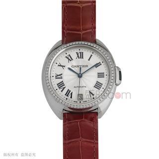 卡地亚 Cartier CLE DE CARTIER腕表 WJCL0014 机械 女款