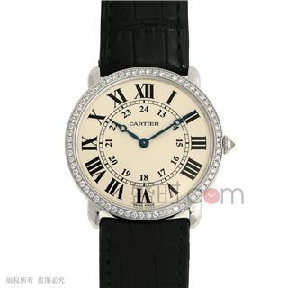 卡地亚 Cartier RONDE DE CARTIER腕表 WR000551 机械 中性款