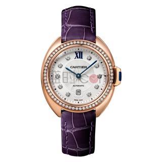 卡地亚 Cartier CLE DE CARTIER腕表 WJCL0038 机械 女款