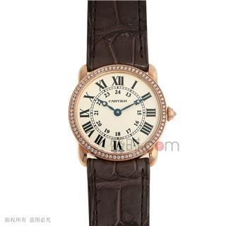 卡地亚 Cartier RONDE DE CARTIER腕表 WR000351 石英 女款