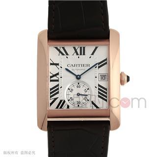 卡地亚 Cartier TANK腕表 W5330001 机械 男款