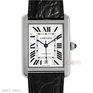 卡地亚 Cartier TANK腕表 W5200027 机械 男款