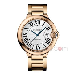 卡地亚 Cartier BALLON BLEU DE CARTIER腕表 WGBB0016 机械 男款