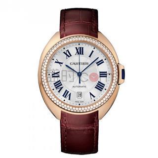 卡地亚 Cartier CLE DE CARTIER腕表 WJCL0012 机械 女款