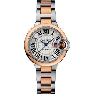 卡地亞 Cartier BALLON BLEU DE CARTIER腕表 W2BB0023 機械 女款
