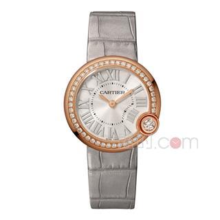卡地亚 Cartier BALLON BLANC DE CARTIER腕表 WJBL0008 石英 女款