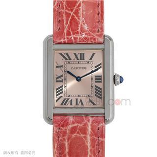 卡地亚 Cartier TANK腕表 W5200000 石英 女款