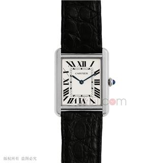 卡地亞 Cartier TANK腕表 W5200005 石英 女款