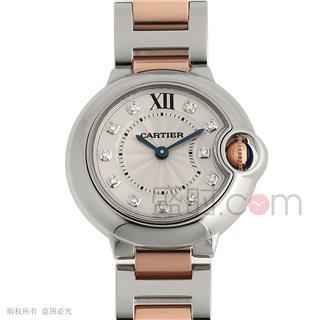 卡地亞 Cartier BALLON BLEU DE CARTIER腕表 WE902030 石英 女款
