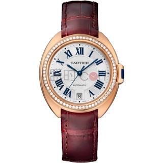 卡地亚 Cartier CLE DE CARTIER腕表 WJCL0048 机械 女款