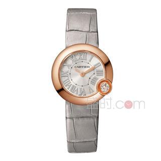 卡地亚 Cartier BALLON BLANC DE CARTIER腕表 WGBL0004 石英 女款