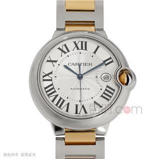 卡地亞 Cartier BALLON BLEU DE CARTIER腕表 W69009Z3 機械 男款