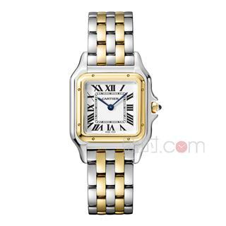 卡地亚 Cartier PANTHERE DE CARTIER腕表系列 W2PN0007 石英 女款