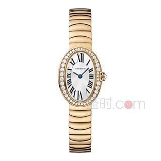 卡地亚 Cartier BAIGNOIRE腕表 WB520026 石英 女款