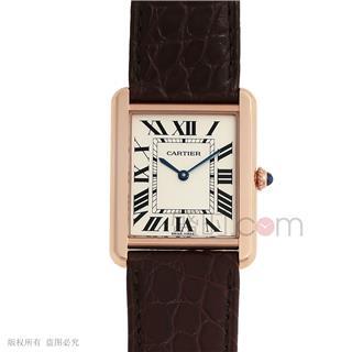 卡地亞 Cartier TANK腕表 W5200025 石英 中性款