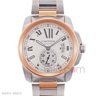 卡地亚 Cartier CALIBRE W7100036 机械 男款
