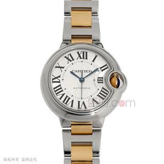 卡地亞 Cartier BALLON BLEU DE CARTIER腕表 W2BB0002 機械 女款