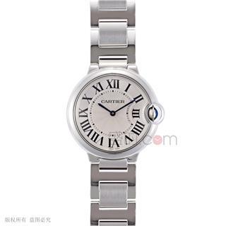 卡地亞 Cartier BALLON BLEU DE CARTIER腕表 W69010Z4 石英 女款