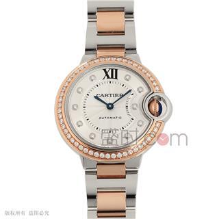 卡地亚 Cartier BALLON BLEU DE CARTIER腕表 WE902077 机械 女款